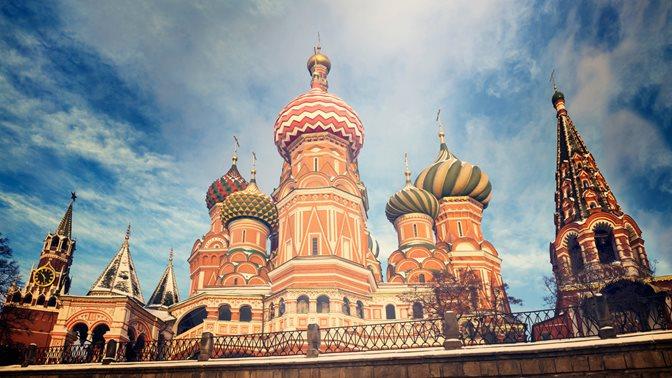 Russisch-deutsche Beziehungen, Kreml in Moskau