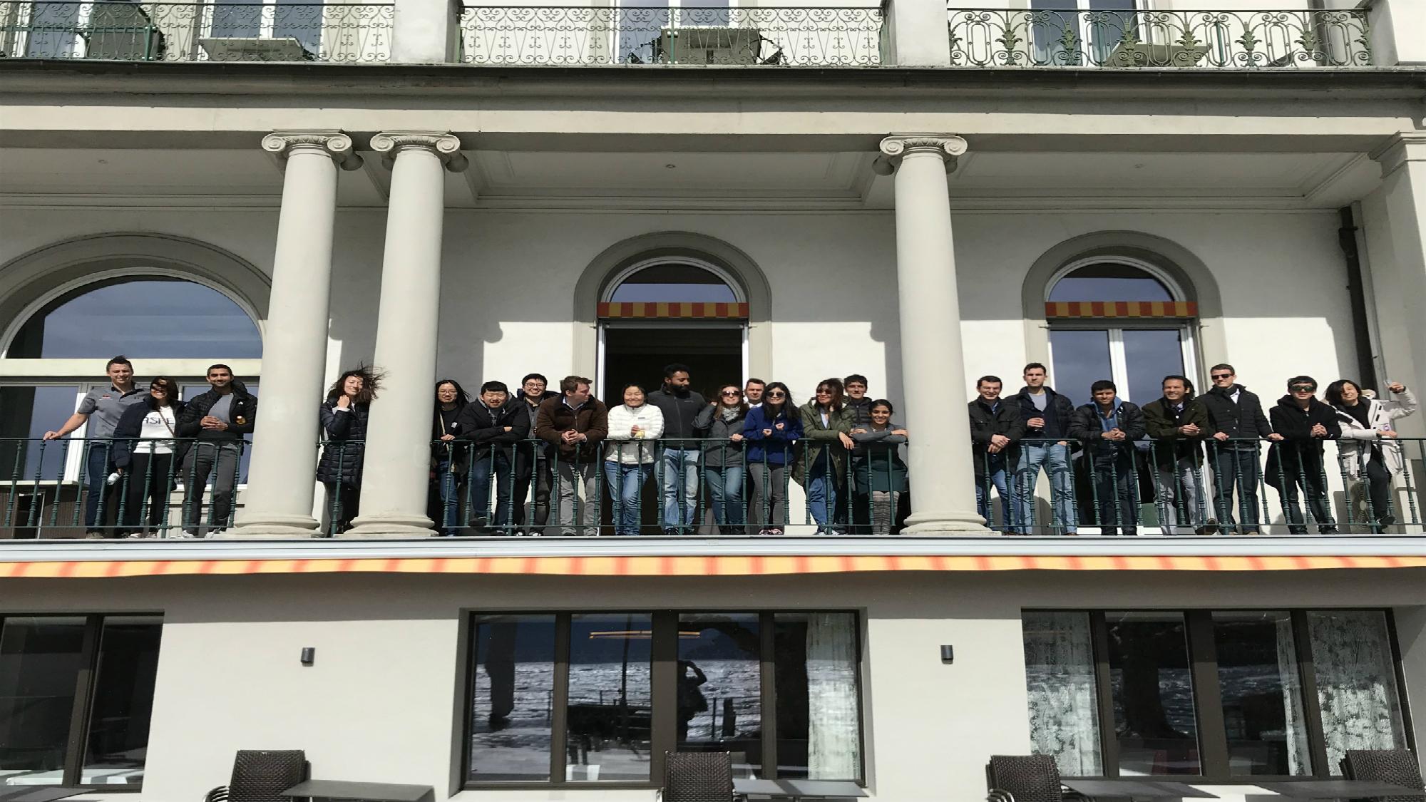 ISP Class in Zurich